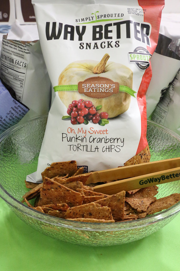 Punkin Cranberry Way Better Snacks