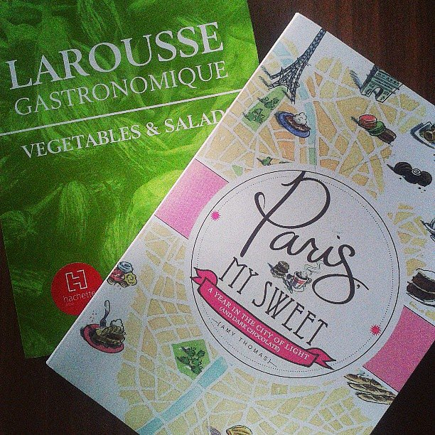 "Meenaxis wrote, ""Paris, My Sweet has me craving sweets all day."""