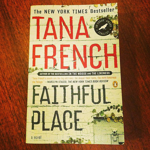 """My happy place is a new Tana French book,"" wrote mdwhite3685."