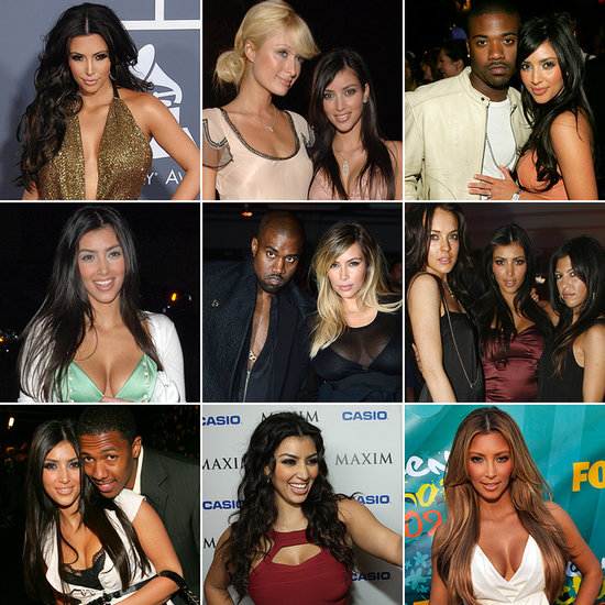 From Party Girl to Hot Mom: Kim Kardashian's Evolution
