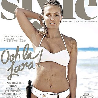 Lara Bingle Pictures & Interview