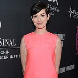 Anne Hathaway at the Elyse Walker Pink Party 2013