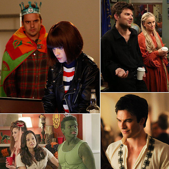 See What Costumes TV Characters Are Wearing This Year