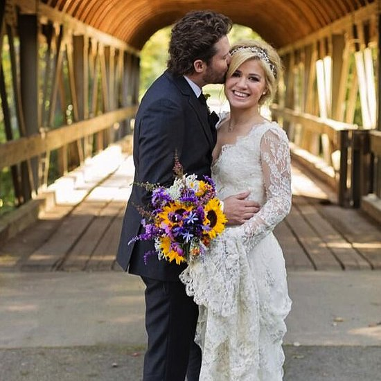Kelly Clarkson Marries Brandon Blackstock