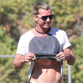 Gavin Rossdale's Abs | Photos