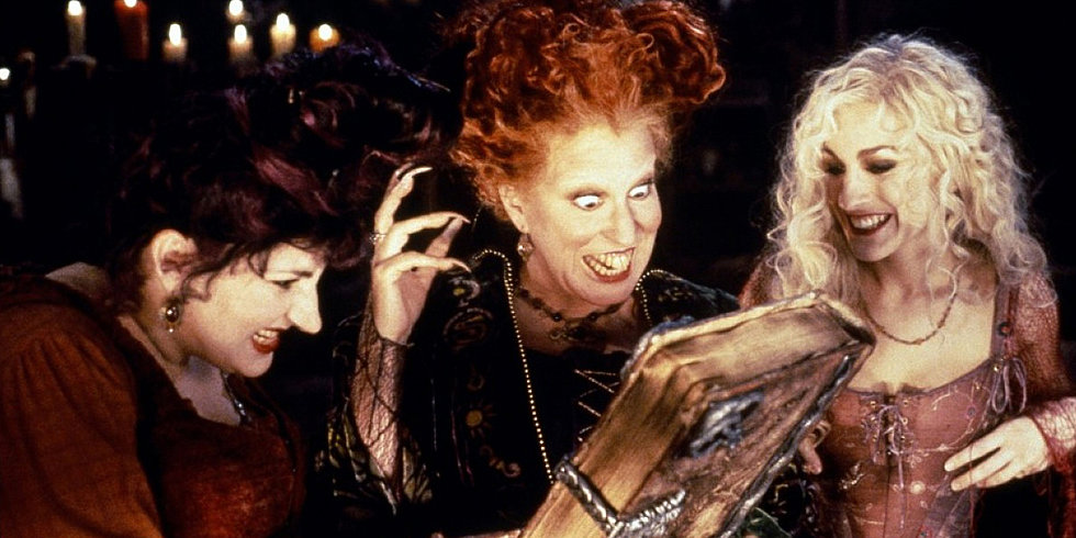17 Onscreen Witches: The Good, the Bad, and the Very Ugly