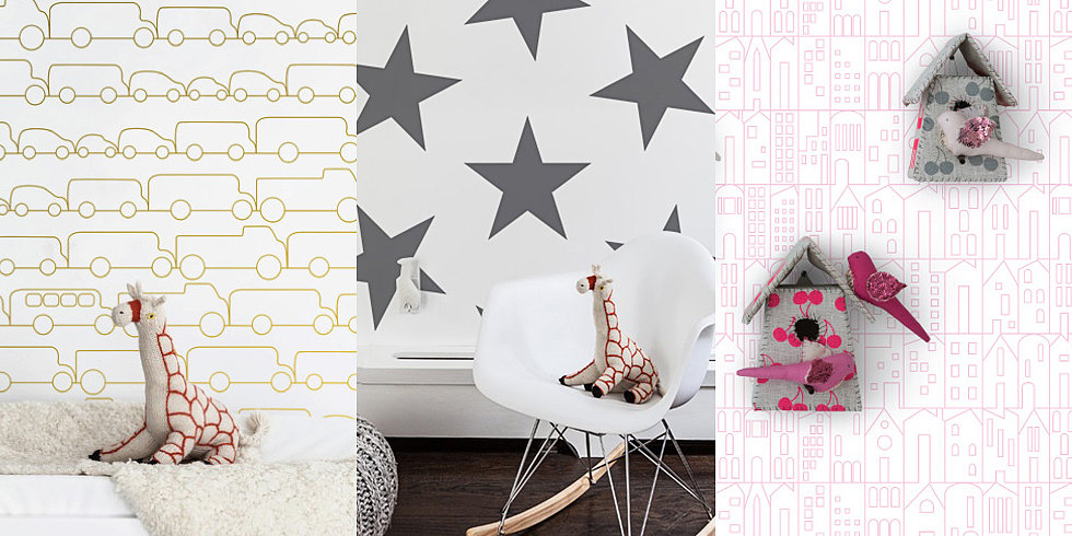 Sissy + Marley's New Kids' Wallpaper Has Cuteness Covered!