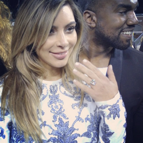 Kim Kardashian and Kanye West's Cutest Couple Moments