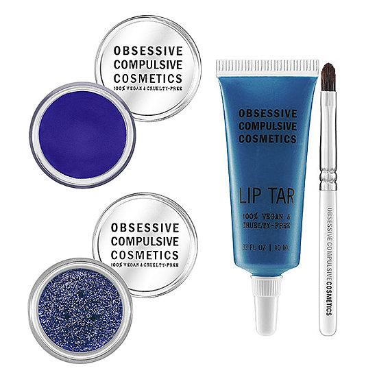 If your costume requires any type of shine (golden or otherwise), then turn to the highly pigmented offerings from OCC makeup. The Lip Tar ($18) makes a great base for the brand's Crème Colour Concentrate ($20) and loose glitter ($14). Consider it face paint for makeup lovers.