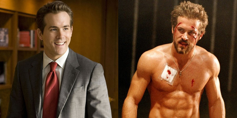 Ryan Reynolds's 5 Sexiest Movie Roles