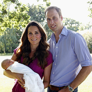 Prince George Royal Christening Information