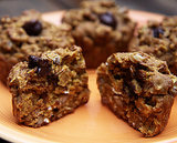 Oatmeal Dark-Chocolate Chip Muffins