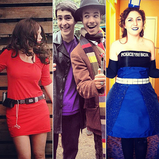 Geronimo! 25 Fantastic Doctor Who-lloween Costumes