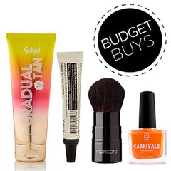 Spring & Summer Budget Beauty Products To Buy For Under $20