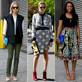 Zippered Clutch Trend