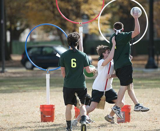 Kid Sport, Quidditch