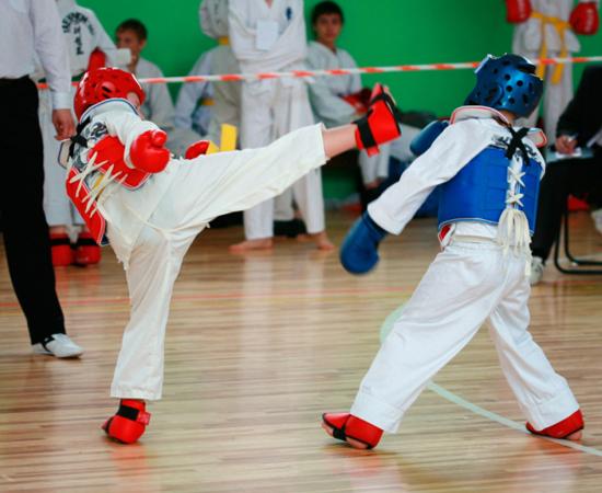 Kid Sport, Taekwondo