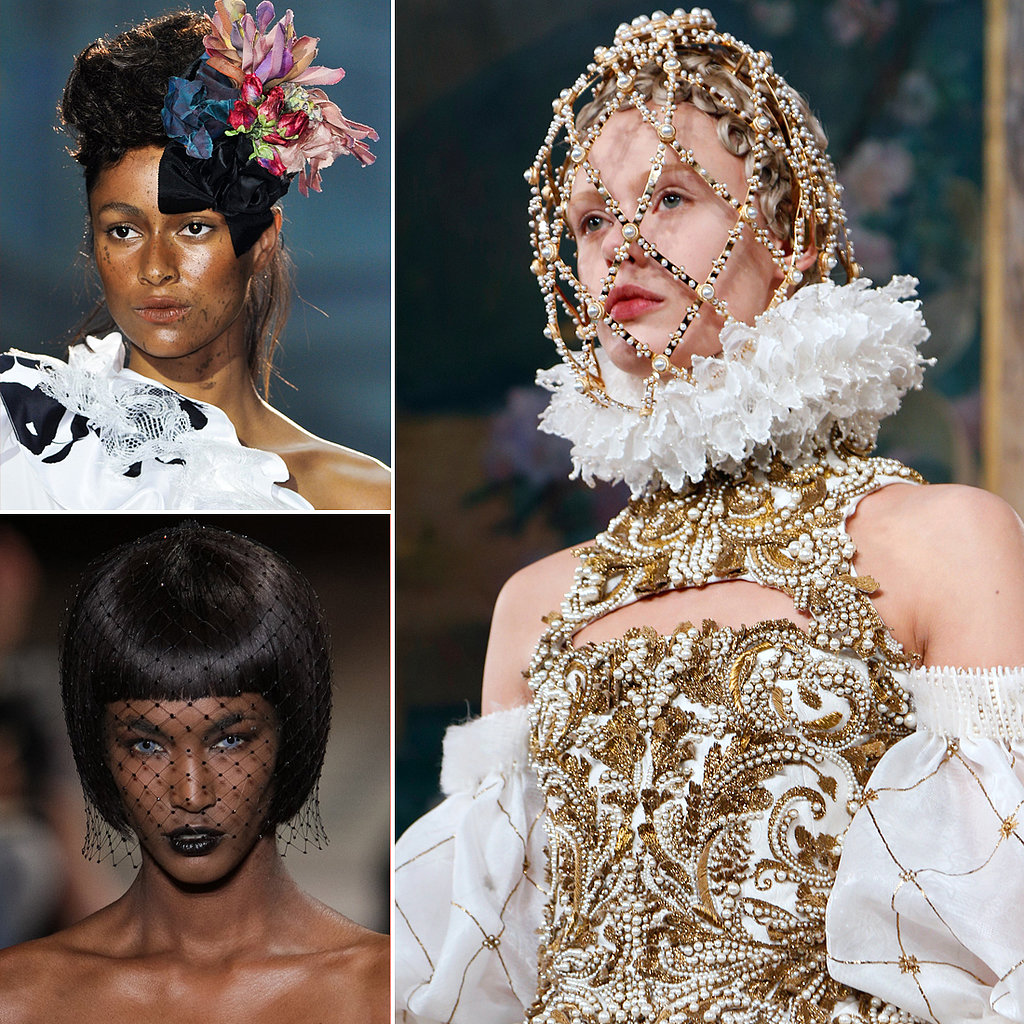 15 Halloween Makeup Ideas Inspired by the Runways
