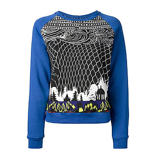 Leit Motiv Printed Baseball Sweater | Review