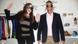 Hilarious DIY Spider Sunglasses For Halloween