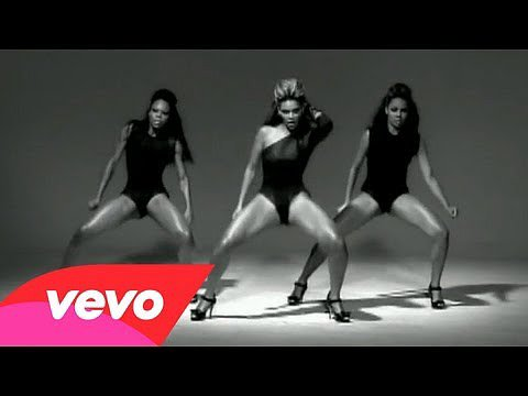 """Single Ladies"" Music Video Beyoncé"