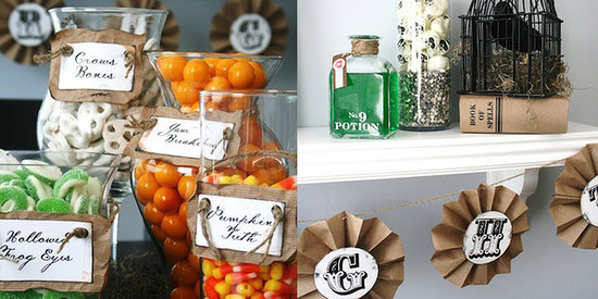 DIY Projects: Last-Minute Halloween Decor