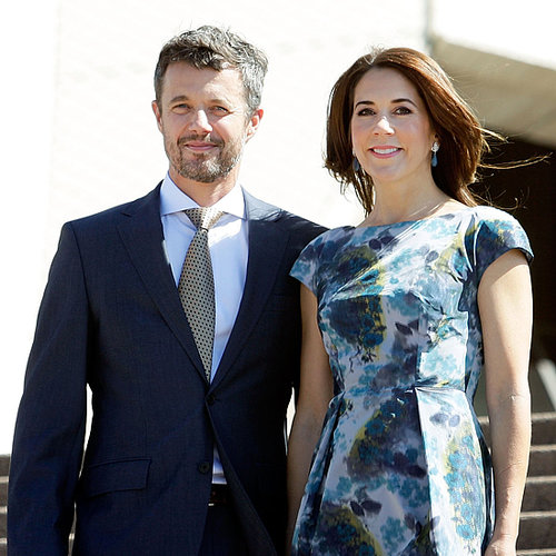 Princess Mary Pictures at Sydney Opera House