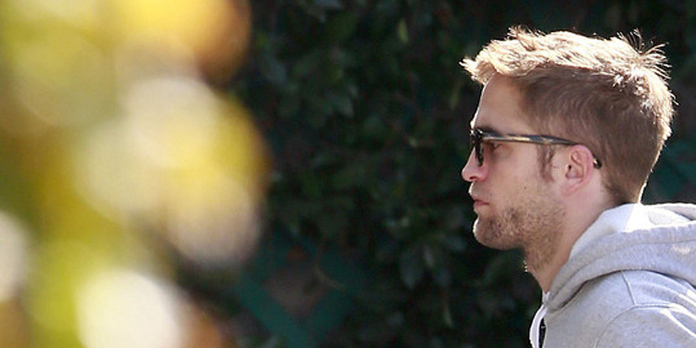 Robert Pattinson Looks Snuggle-Ready