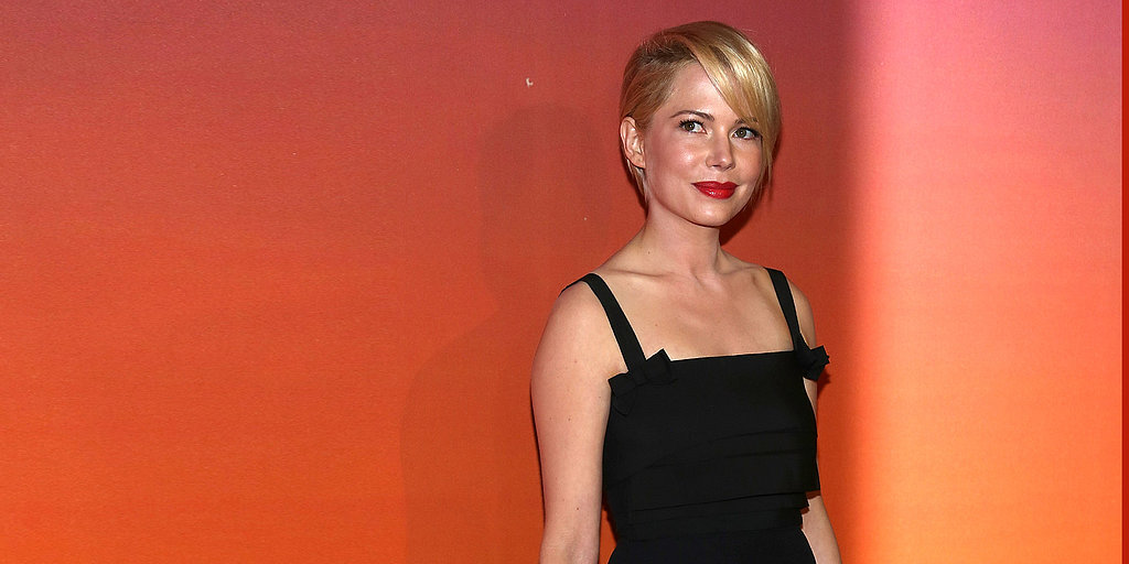 Michelle Williams Is Still Giving Off That Modern Marilyn Vibe