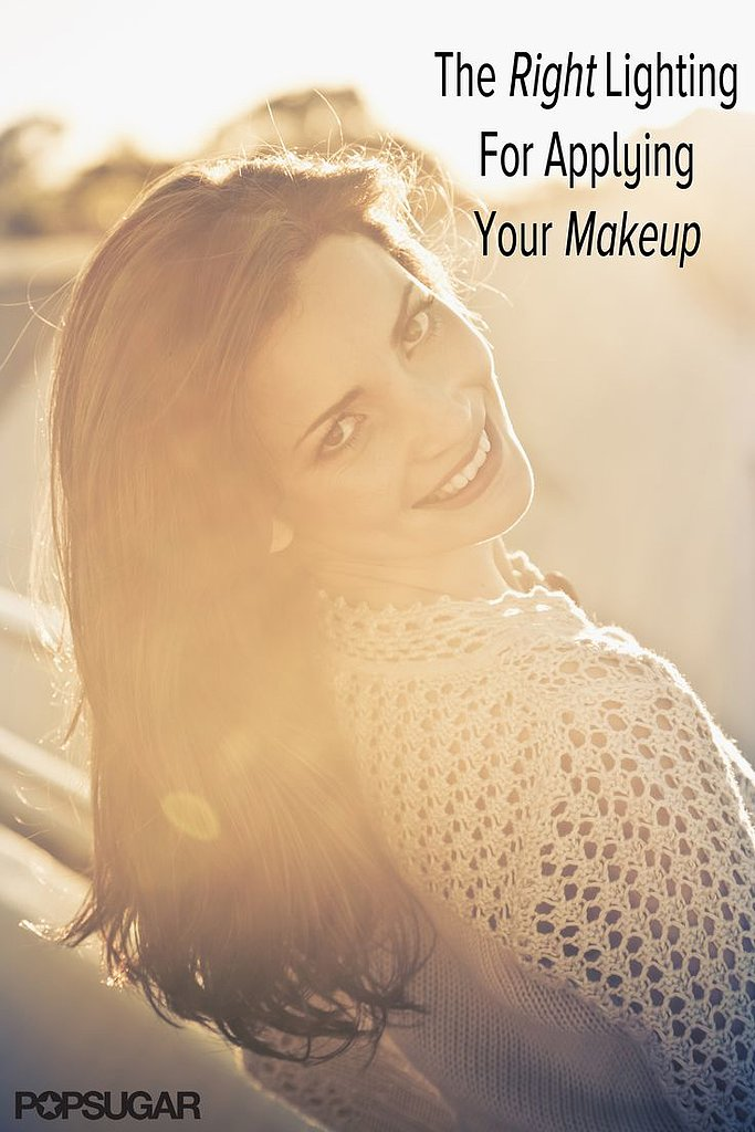 Ever wonder what kind of lighting is best for applying makeup? Pinners on Pinterest couldn't wait to scoop up our tips.