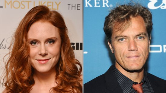 "Boardwalk Empire's Michael Shannon ""Jumps Out of Bed"" After Love Scenes"