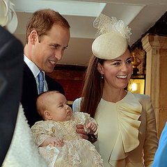 Meet Prince George's Godparents