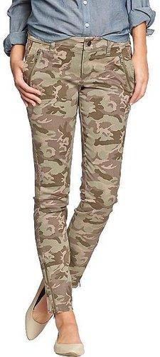 Women's The Rockstar Zip-Pocket Pants