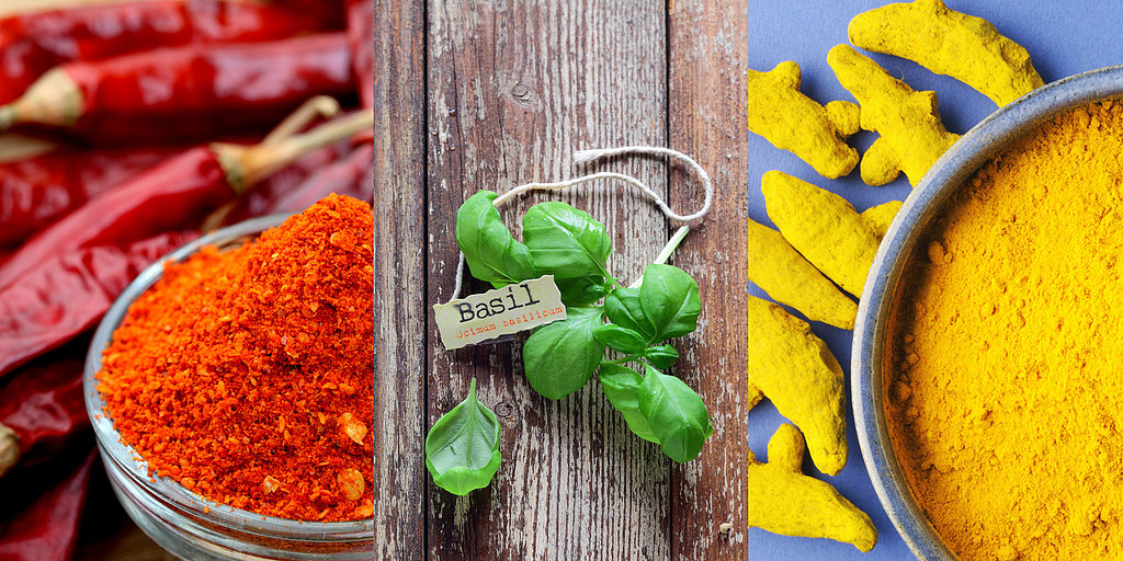 8 Spices + Herbs to Try With Spring Food