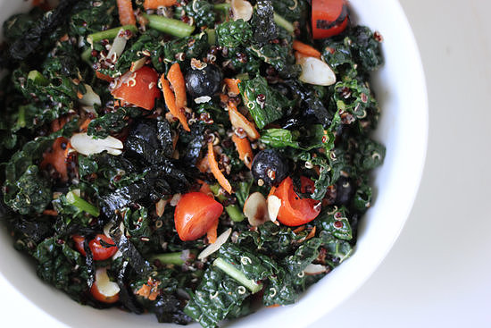 Kale and Quinoa Superfood Salad