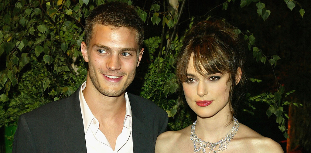 The New Christian Grey's Real-Life Romances