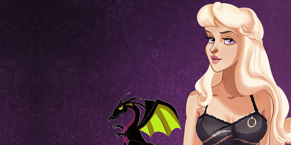 More Disney Princesses Dressed as Superheroines