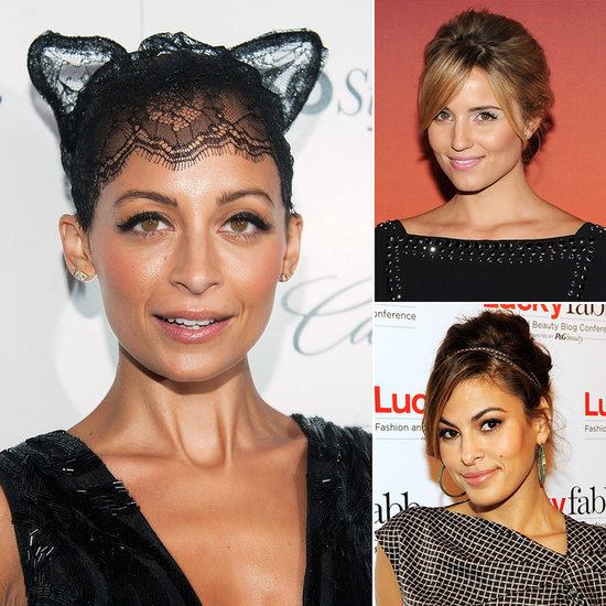 Nicole Richie Gets Catty in This Week's Top Beauty Looks