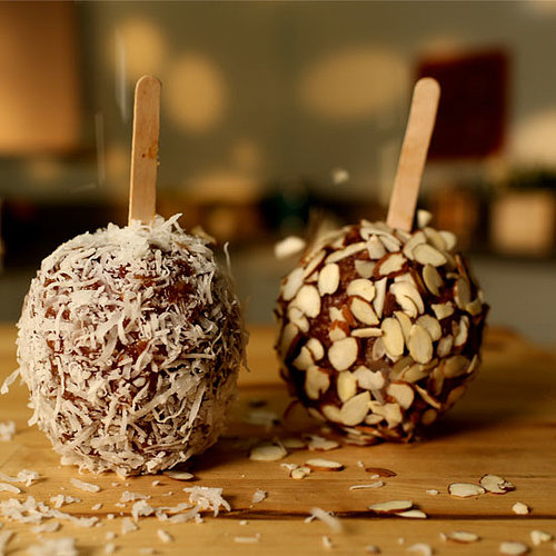 Healthy Caramel Apple Recipe