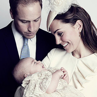 Prince George's Christening Official Photos