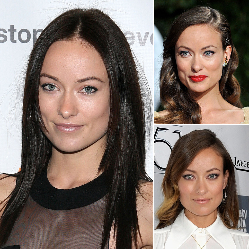 See Mom-to-Be Olivia Wilde's Beauty Evolution
