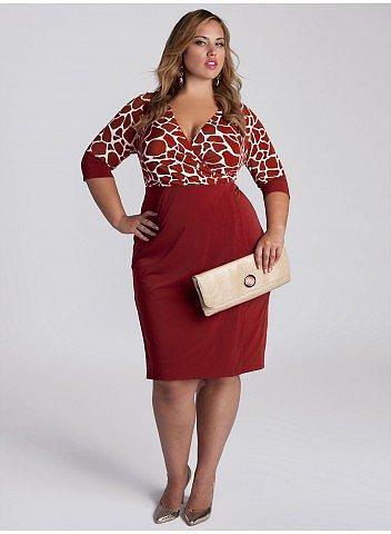 Lyssa Plus Size Dress