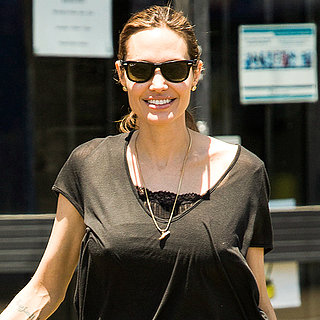 Angelina Jolie and Her Kids in Australia | Pictures