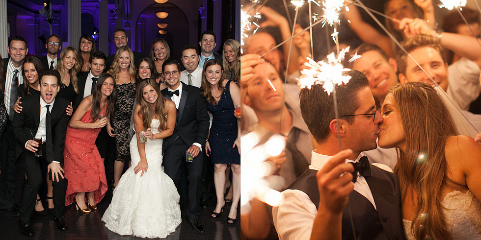 Danielle Fishel's Wedding Was a '90s Sitcom Reunion!