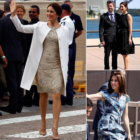 Princess Mary's Style Sense Is Fit For A Queen