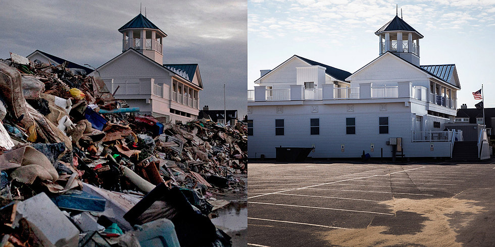 One Year Later: The Damage of Hurricane Sandy Then and Now