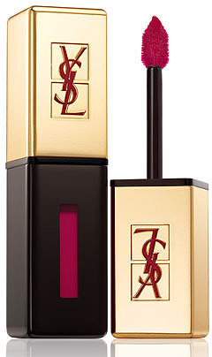 Yves Saint Laurent Limited Edition Rouge Pur Couture Vernis Babydoll Glossy Stain, Rose