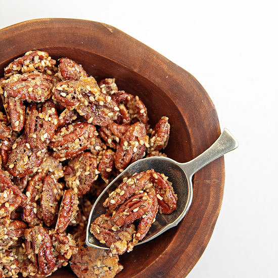 The Appetizer: Rosemary Pecans