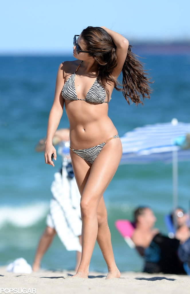 Selena Gomez's Bikini Body Is Off the Charts