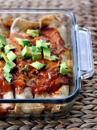 Breakfast Enchilada Casserole